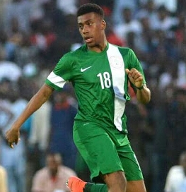 Iwobi: Eagles Will Qualify For World Cup, Okocha My Role Model