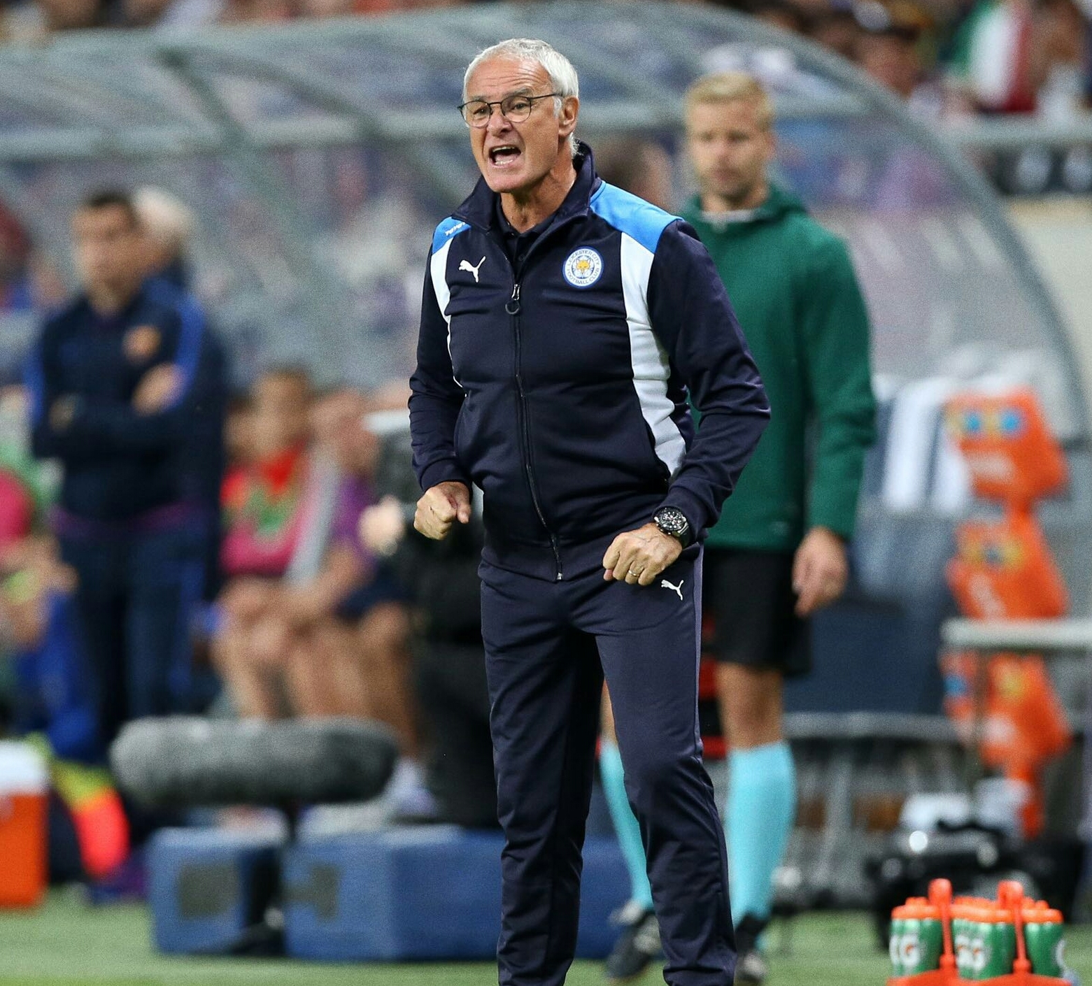 Ranieri Confident Leicester Will Bounce  Against Stoke