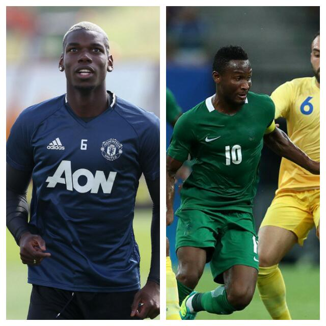 Mikel Gets £2.58m Gala Offer, Welcomes Pogba To EPL