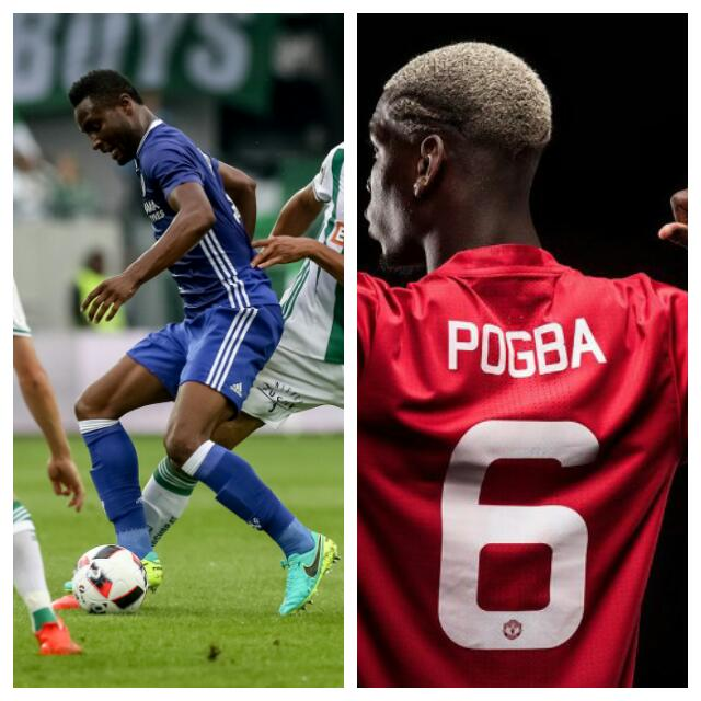 Ex-Man United Star: Pogba Not As Good As Mikel