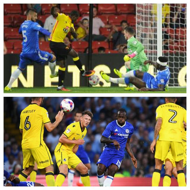 EFL Cup: Moses, Ighalo Score As Chelsea Advance, Watford Fall