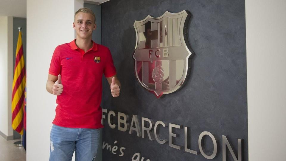 Barcelona Sign €15m Cillessen From Ajax