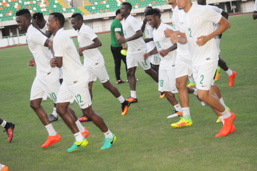 Nigeria vs Tanzania: Mikel Thrilled With Super Eagles, Moses Reunion