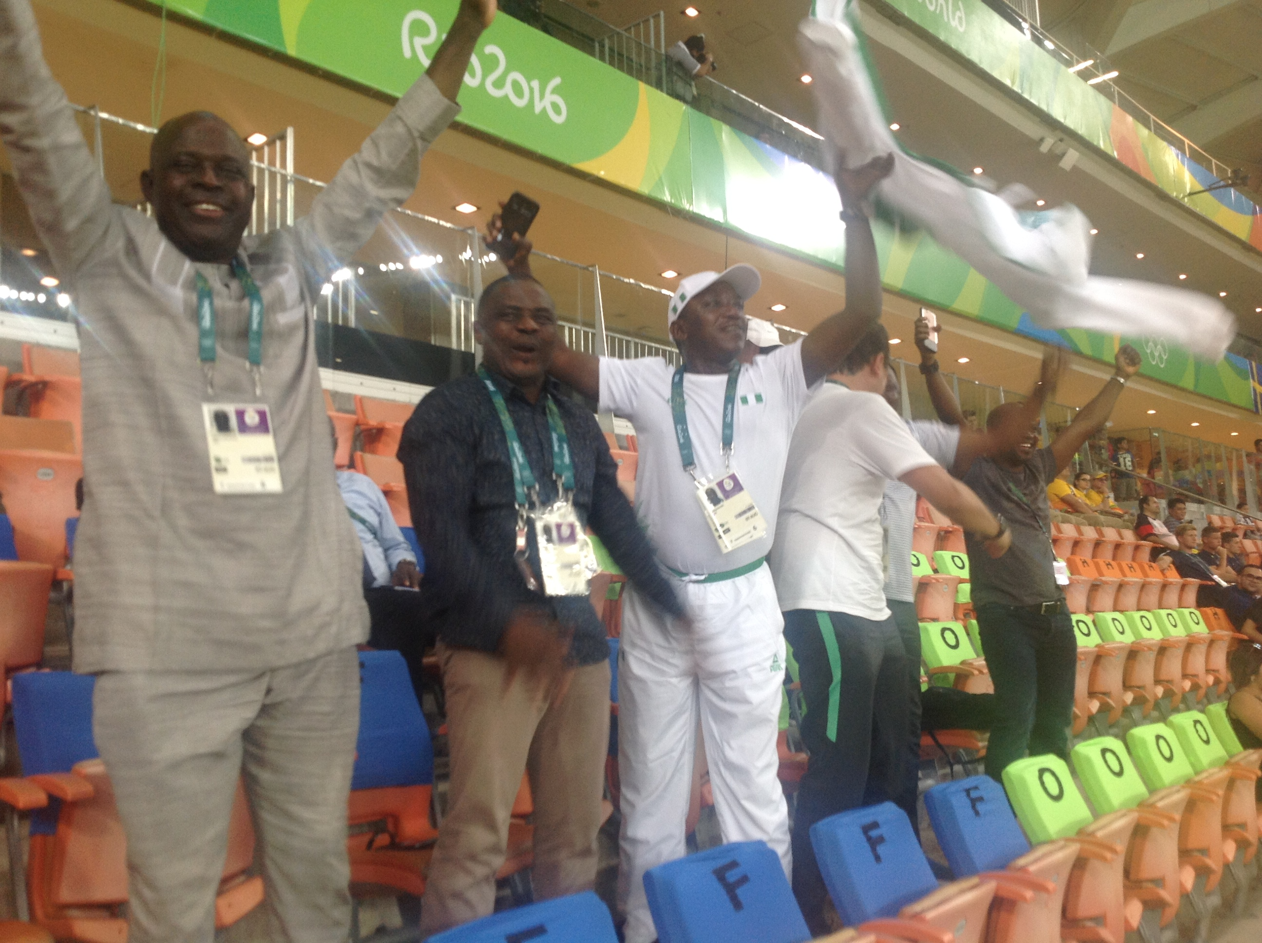 Dalung Apologises To Olympic Eagles, Promises To Pay Allowances