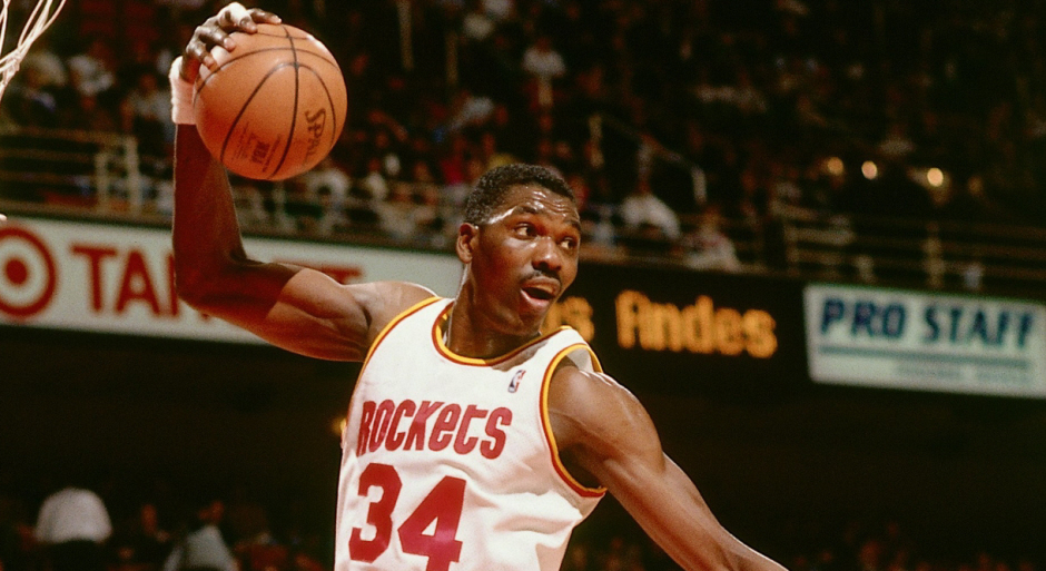 Olajuwon To Be Inducted Into FIBA Hall Of Fame