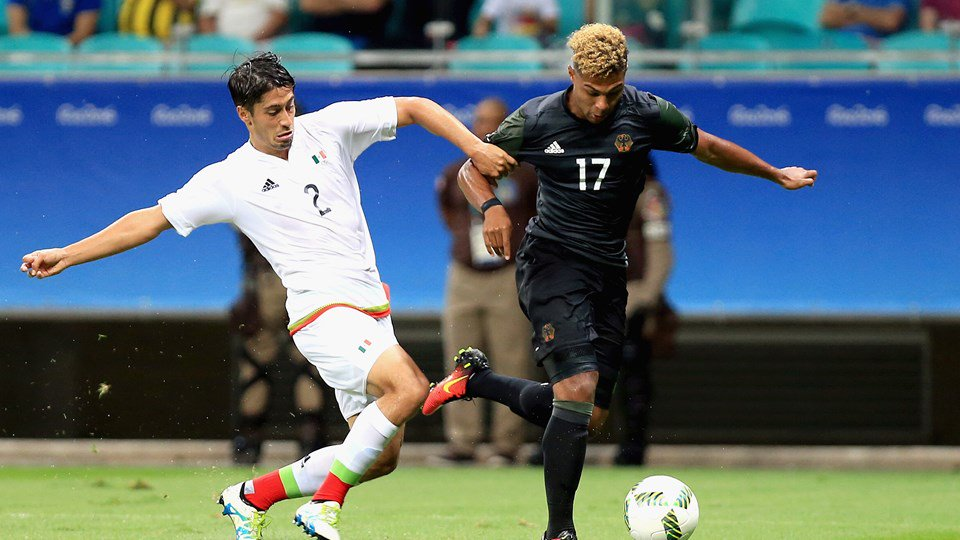 Arsenal's Gnabry Scores As Germany Hold Mexico