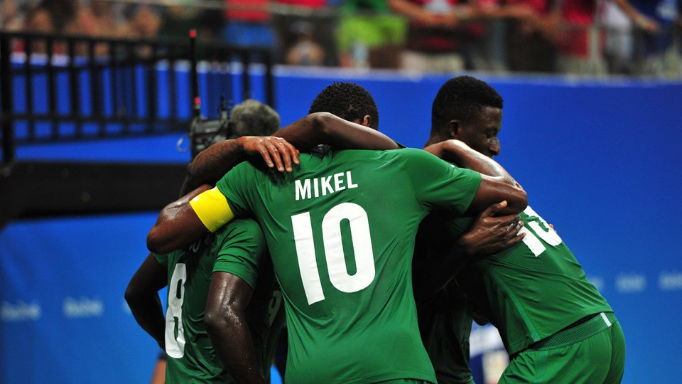 U-23 EAGLES VS GERMANY: 5  Nigeria Olympics Football Semi-Final Facts