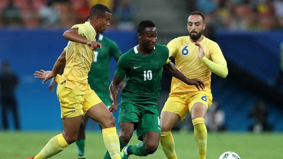 Mikel: Olympic Eagles One Step Closer To Gold