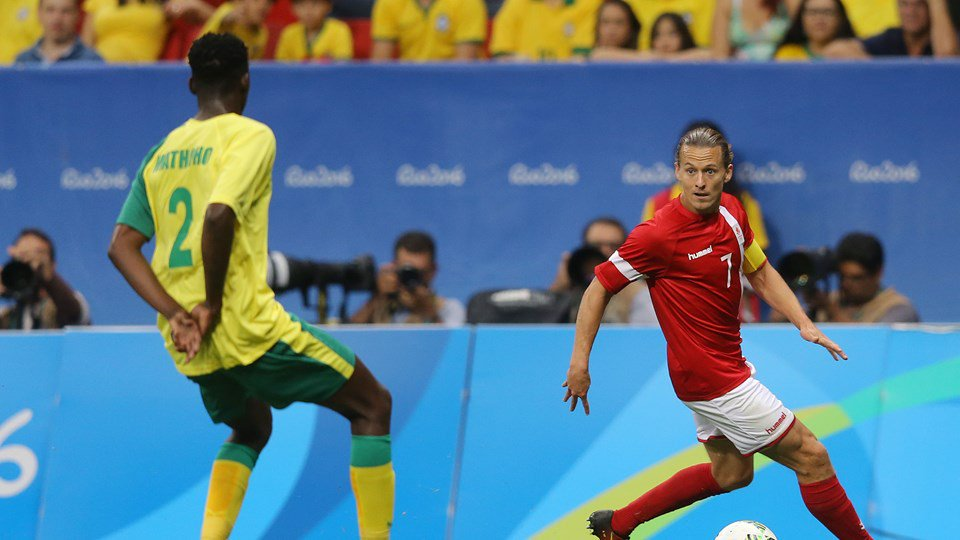 Denmark Stars Not Banking On 6-2 Friendly Rout Of Olympic Eagles