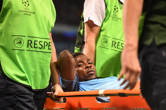Iheanacho Insists He Is OK After Injury Scare