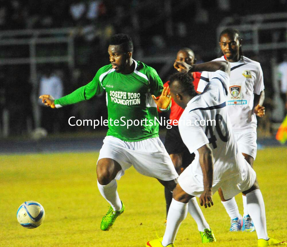 Gambo Eager To Play With Yobo At Kano Pillars