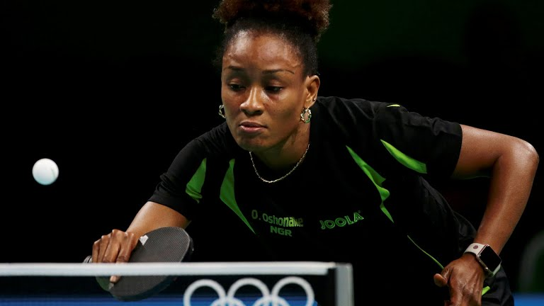 Oshonaike Crashes Out In T/Tennis To Puerto Rico's Adriana