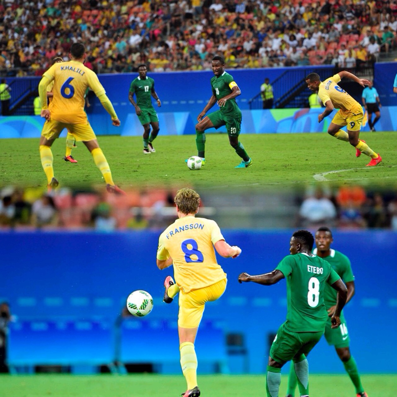 REPORT CARD: How U-23 Eagles Rated Vs Sweden