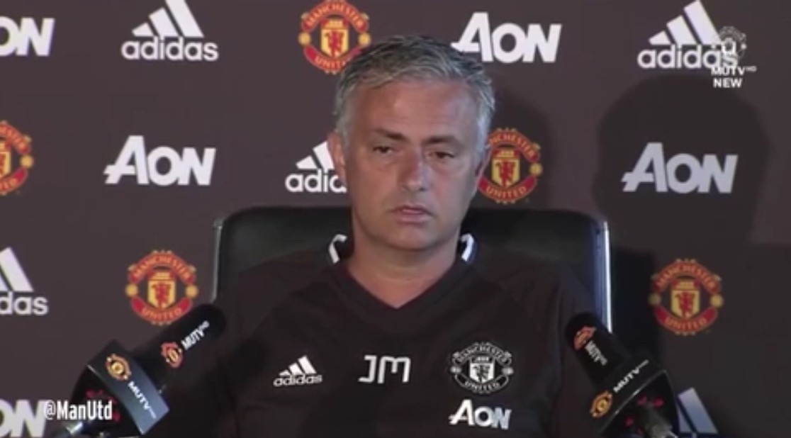 Mourinho Okays Man United Squad, Unruffled Over Europa Opponents