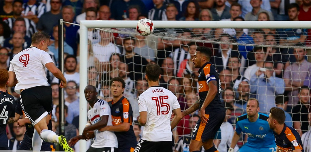 Aluko In Action As Fulham Beat Newcastle In Championship Opener