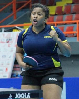 Rio 2016 Table Tennis: Offiong Beats Sally 4-0, Faces Pavlovich Today