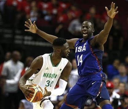 Team USA Blow Out D'Tigers In Rio 2016 Warm-Up