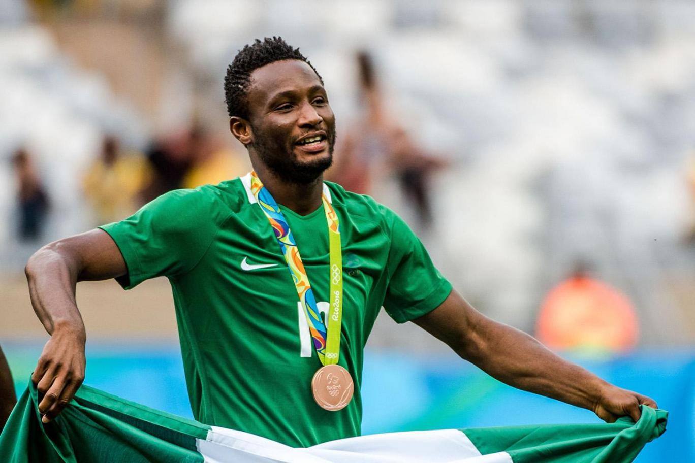 Ikhana: Mikel Punished For Olympics, Should Play For Conte's Chelsea