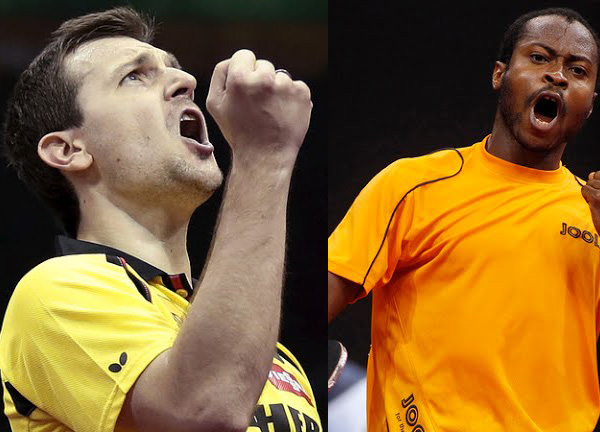 Timo Boll:  Quadri‎ Surprised Me, His Whole Game Was Different