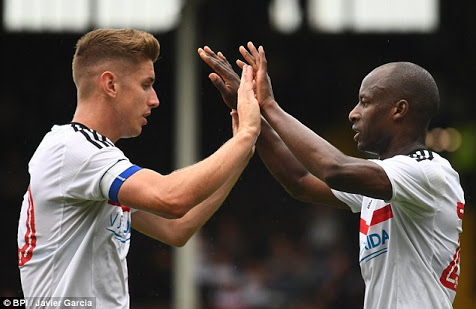 Aluko Happy With Pre-Season Fulham Form