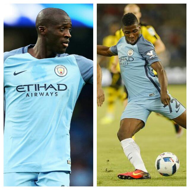 Man City Drop Toure From UCL Squad, Include Iheanacho