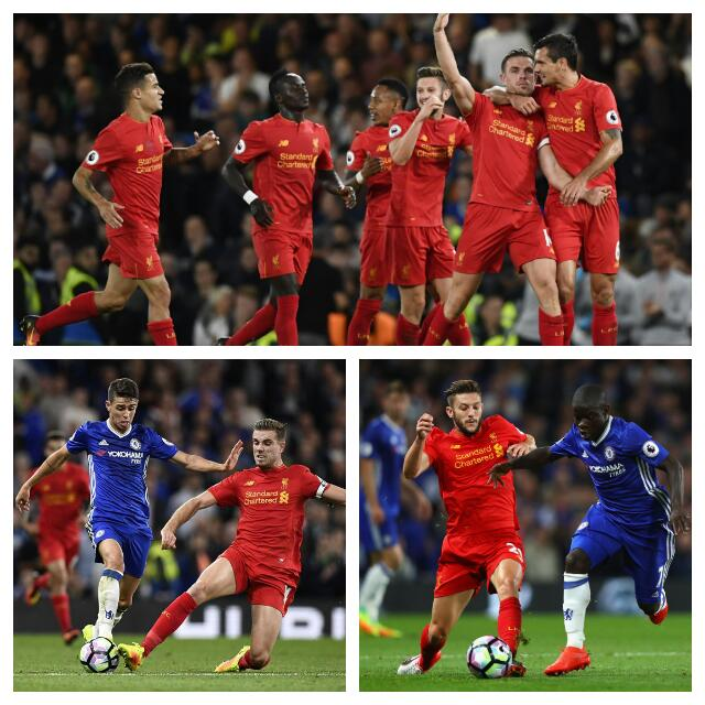 Vibrant Liverpool Hand Chelsea First Defeat Of Season