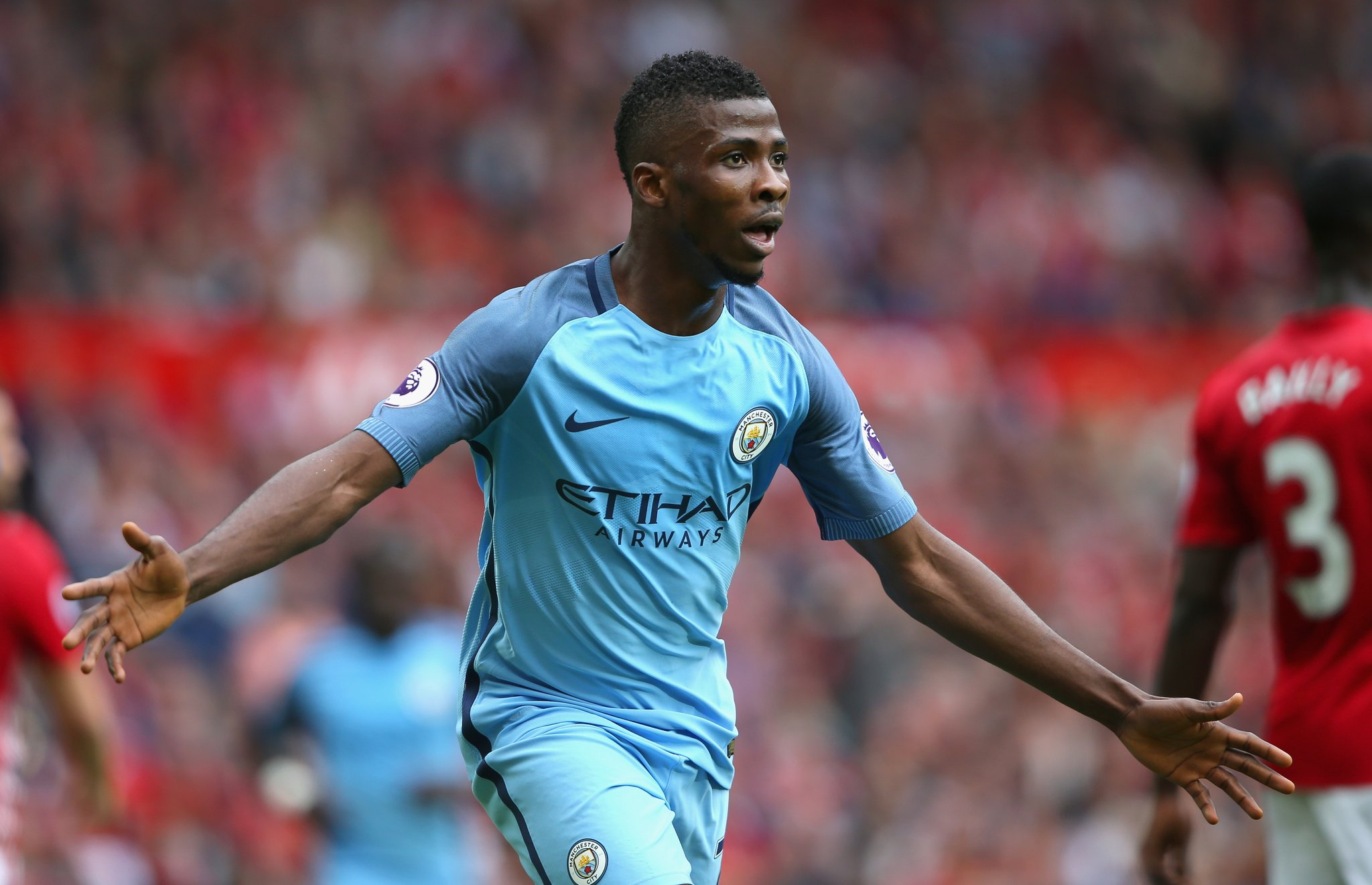 Iheanacho: Why My First Manchester Derby Was Abnormal