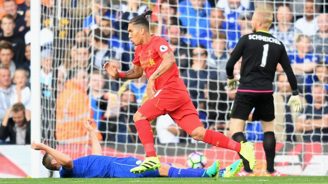 Musa Subbed On As Liverpool Thrash Leicester