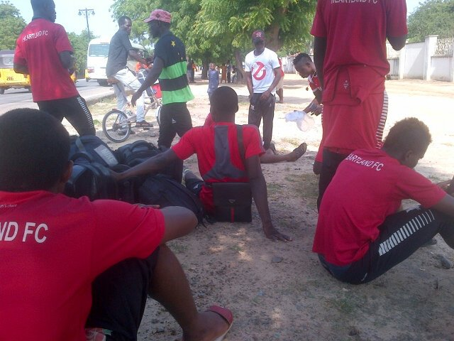 Heartland Players, Official In Road Crash In Maiduguri