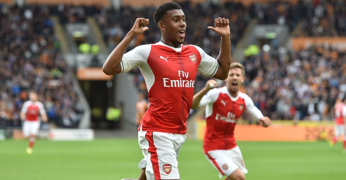 Iwobi Set To Sign New Improved Arsenal Deal