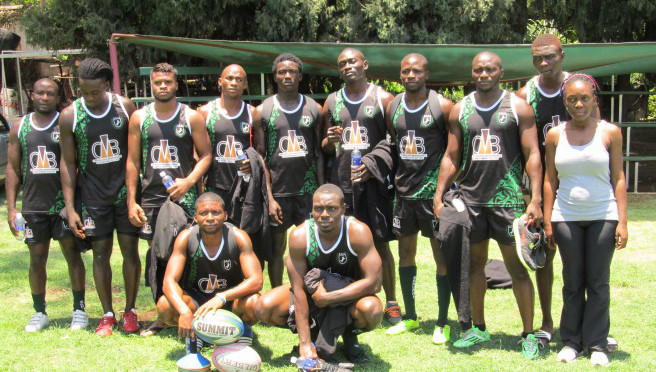 Nigeria Name Squad For Africa Rugby Tourney