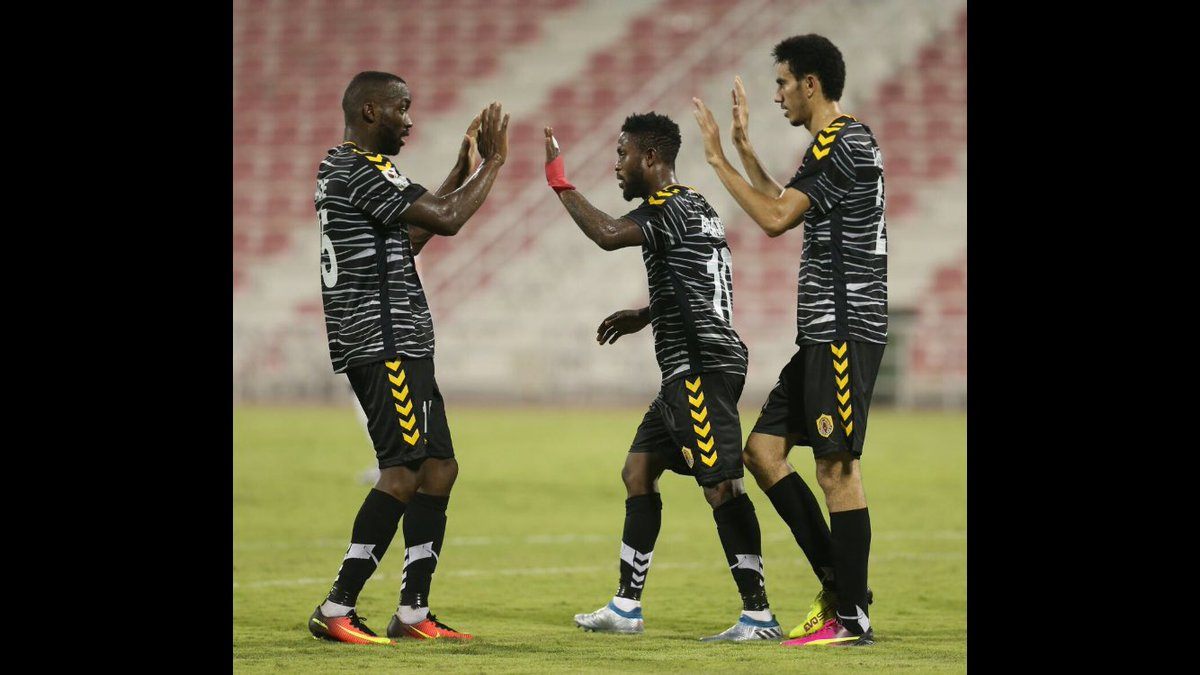 Babatunde Promises More Goals After Opening SC Qatar Account