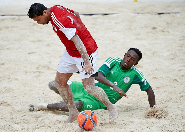 AFCON Beach Soccer Draw To Hold Saturday
