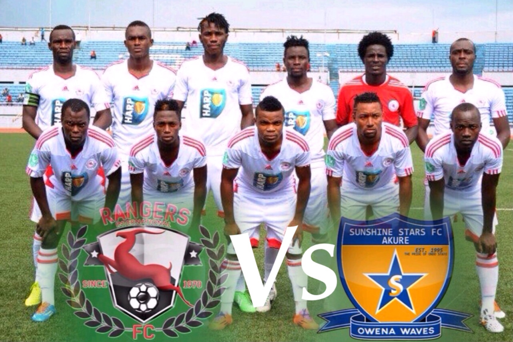 4 Reasons Rangers Are Favoured To Win The NPFL Title