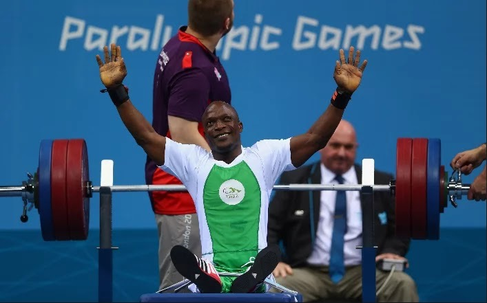 Paralympics: Tolulope Taiwo Finishes 5th In Men's Powerlifting