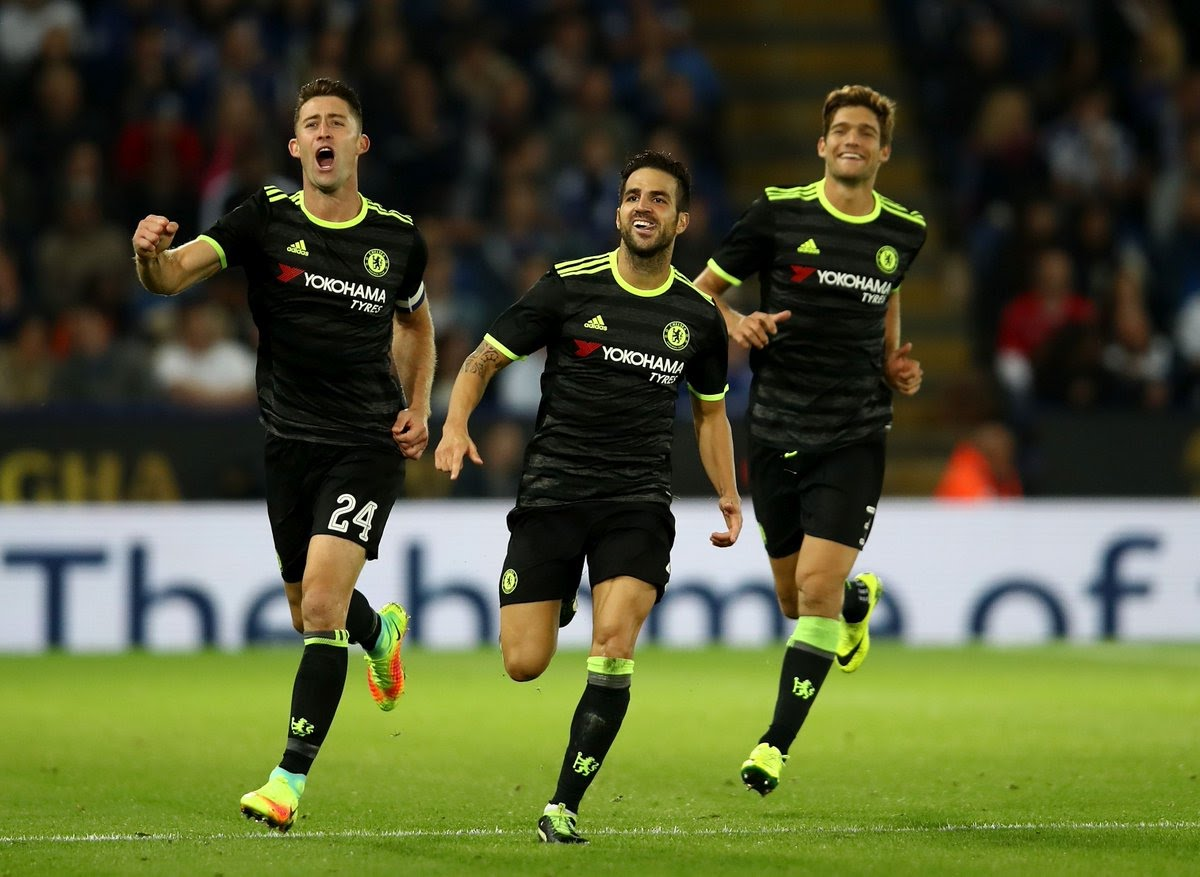 EFL Cup: Moses Hails Chelsea's Resilience Vs Leicester City