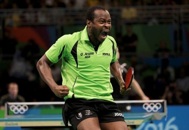 ITTF Africa Cup:Quadri Edges Egypt's Assay, Qualifies For ITTF World Cup