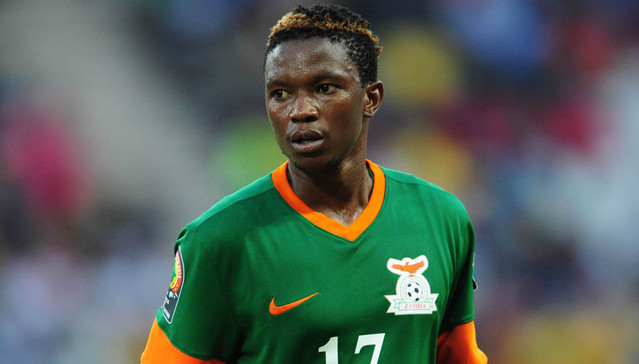 Zambia captain Kalaba: Super Eagles Don't Scare Us