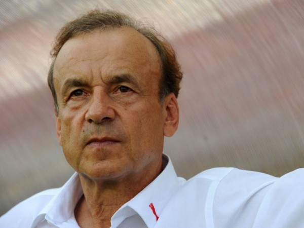 Rohr Wants Eagles To Stay Unbeaten Through World Cup Qualifiers
