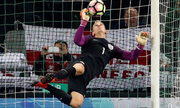 Hart Saves England Vs Slovenia, Germany Outscore N/Ireland