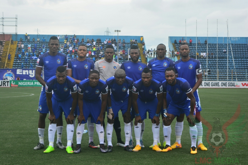 Enyimba's Aliyu Unhappy With NPFL Finish, Targets Fed Cup