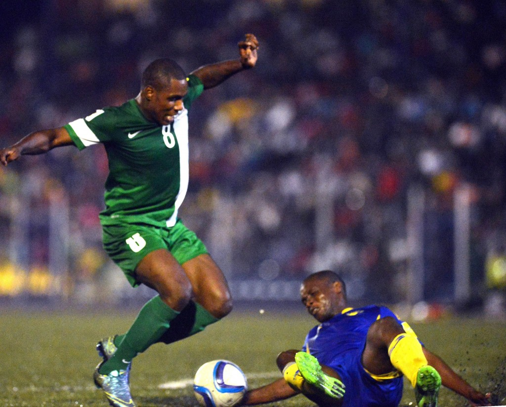 ROAD TO RUSSIA: Super Eagles' Last 10 Away World Cup Qualifiers Results