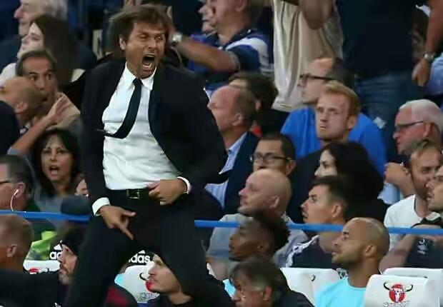 Conte: I Told My Players To Start Strongly Vs United
