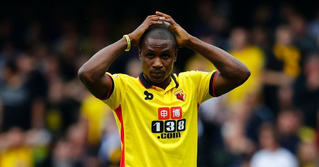 Ighalo's Goal Drought Continues As Watford Win; Iheanacho Benched