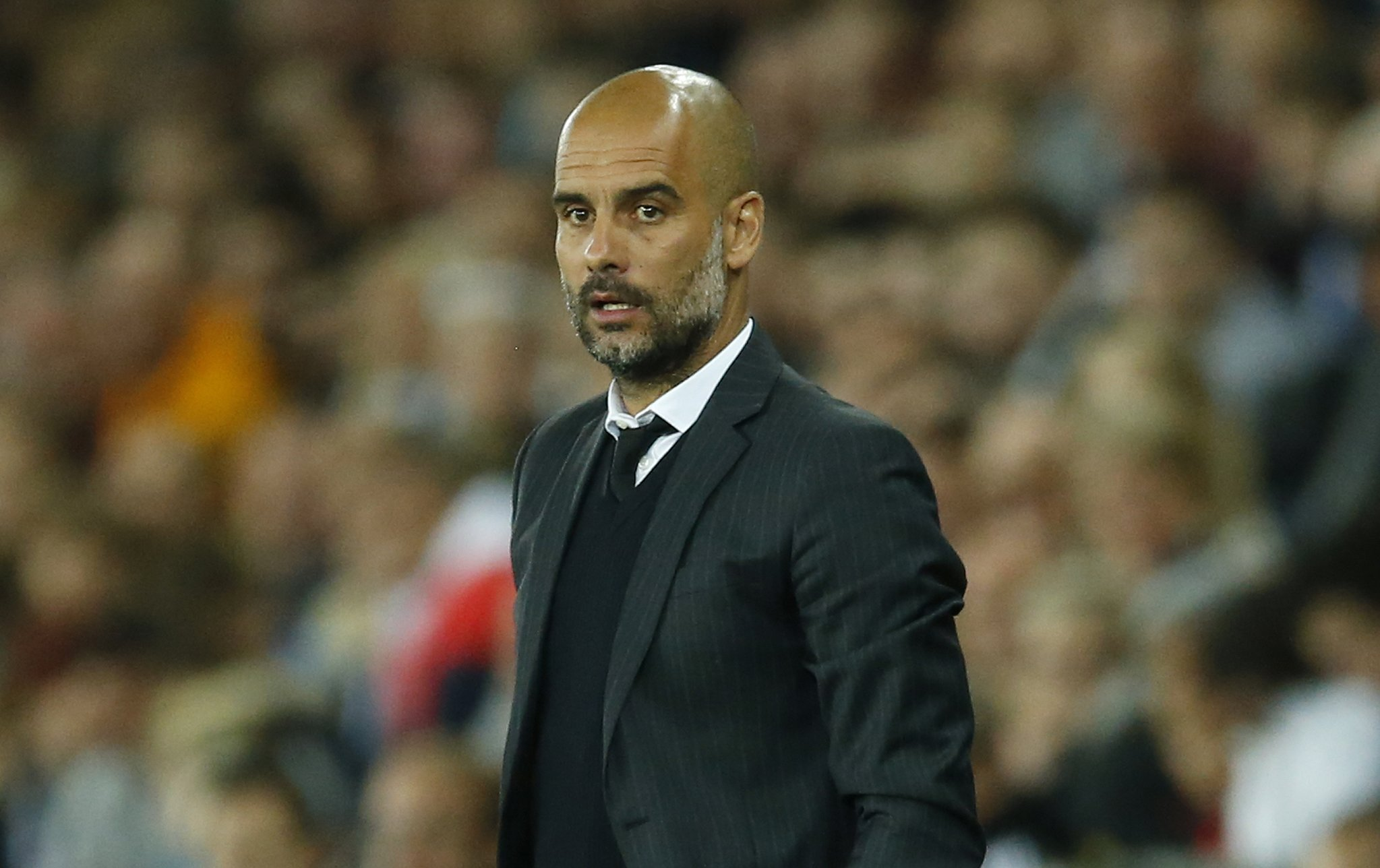 Guardiola Hails Conte Chelsea Impact, Plots Total Attack