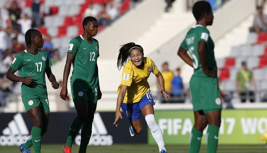 Flamingoes Coach: My Girls Will Bounce Back, They Feared Brazil