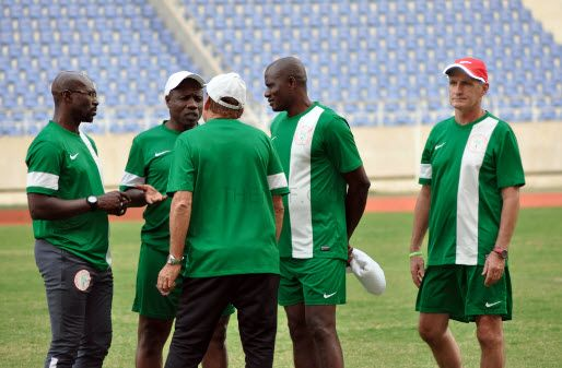 Salisu: Why We Didn't Invite NPFL Stars For Eagles' London Friendlies