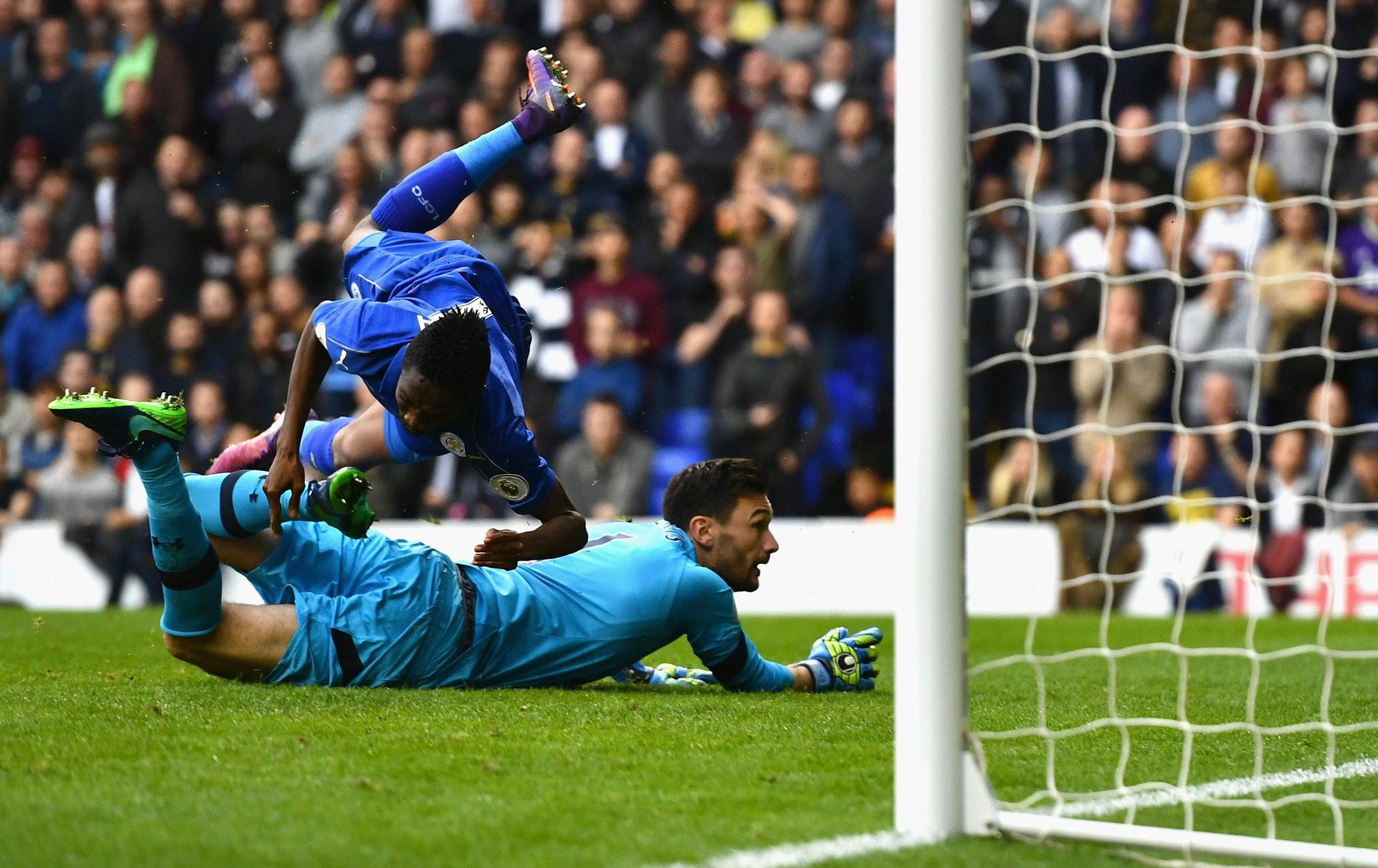 "Ranieri Impressed With ""Strong"" Musa After Goal Vs Spurs"