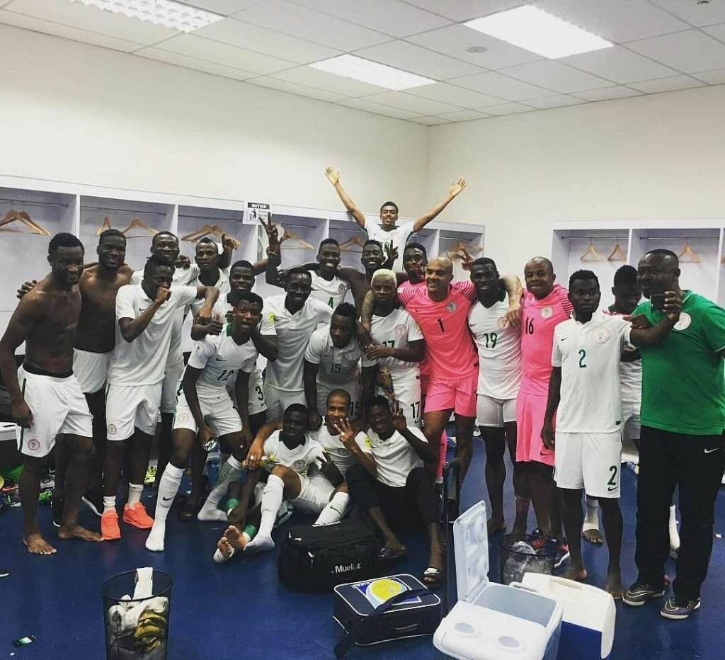 5 things We Learnt From Zambia 1-2 Nigeria