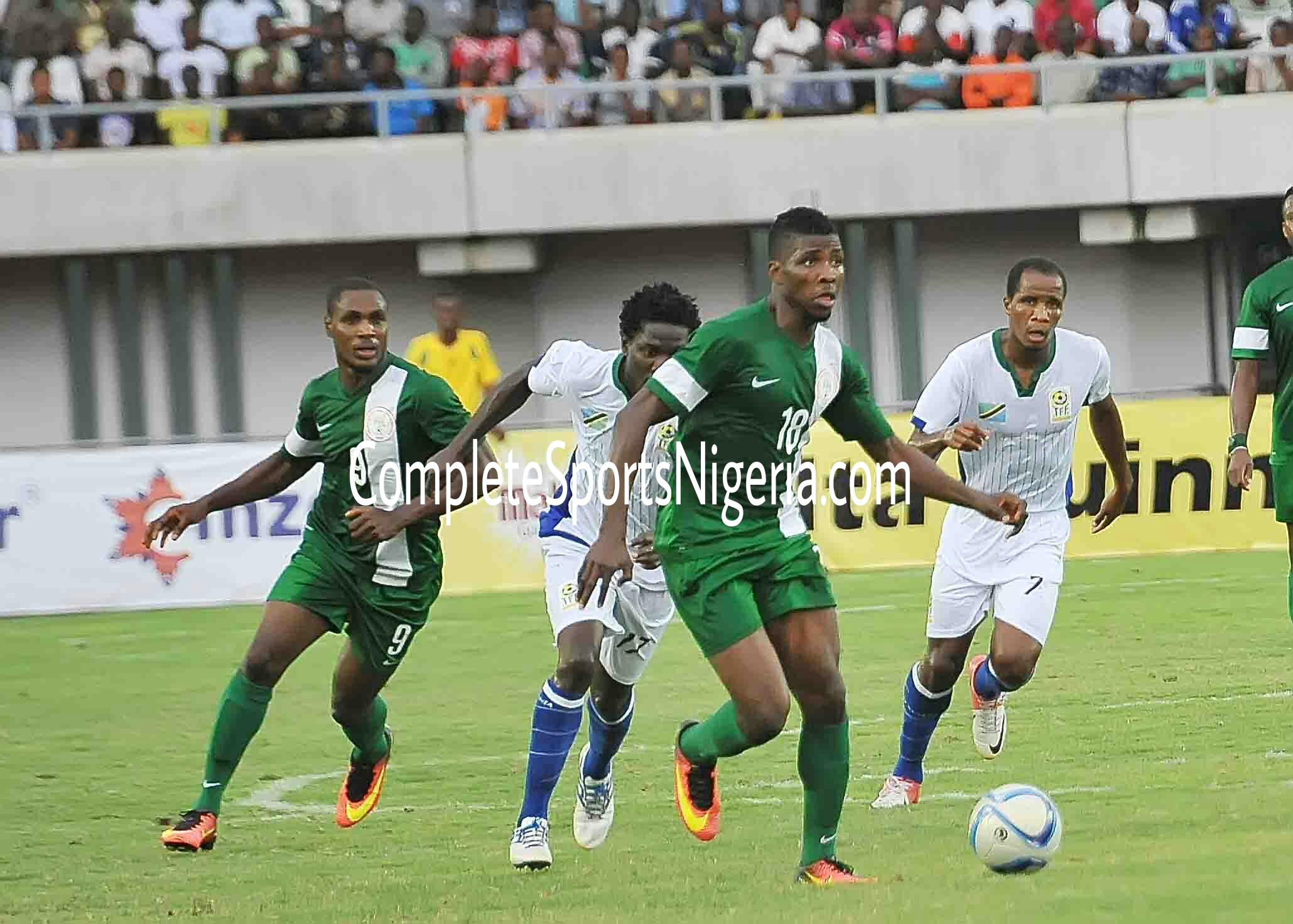 England Gang' Hold Super Eagles Russia 2018 Fate